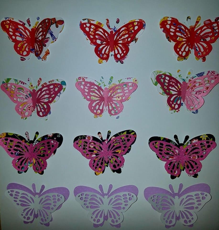 Multi color cardstock paper - Sold By Megerascreativecraft