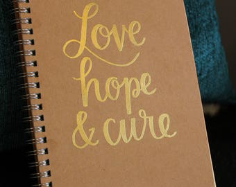 Love, Hope & Cure Journal