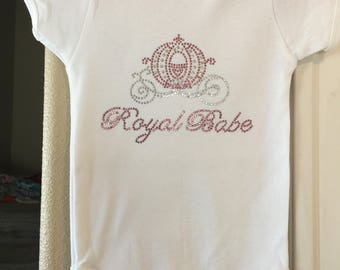 White Royal Babe