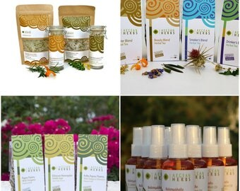 All of Aegean Herbs Wholesale Selection of Herbs, Tea Blends, Sea Salts and St John's Wort Oil