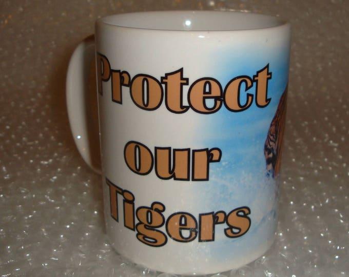 Protect Our Tigers Mug