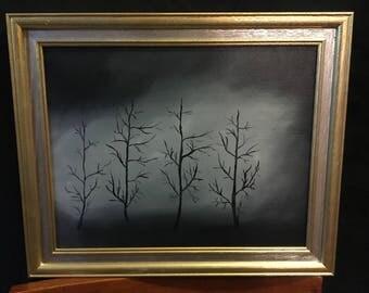 Black & White Trees #23