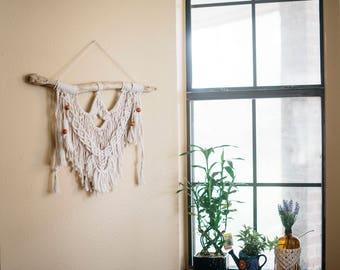 Rae // Macrame Wall Hanging