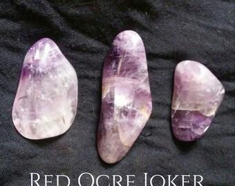 Auralite 23- Auralite- Polished Crystals- Tumbled Crystals- Chakra Balancing- Meditation Crystals- Reiki- Healing Crystals- Palm Stones