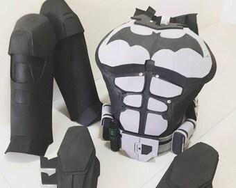 Arkham Origins Batsuit Complete