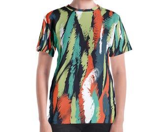 Bohemian Blitz' Women's T-shirt