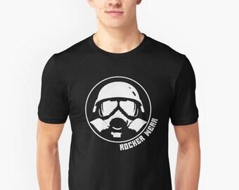 Rocker Wear tshirt, alternative apparel, alternative apparel, rocker tshirt, mens tshirt, indie clothing, alternative clothing