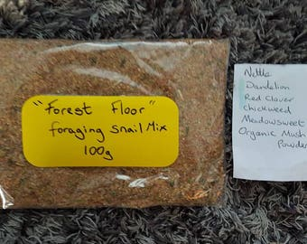 Forest floor foraging mix 100g