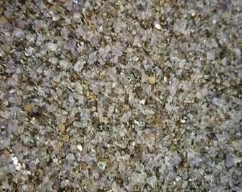 30g Purple Fluorite and Pyrrhotite Sand mix