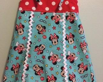 Baby Girl's Dress, Baby Girl's Summer Dress, Disney Dress, Minnie Mouse Dreaa