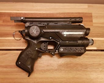 Nerf Firestrike elite sci-fi cosplay blaster