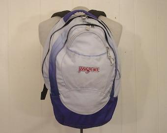 Vintage backpack, Jansport backpack, 1980s backpack, oldschool backpack