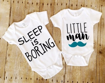 FREE SHIPPING!! Baby Boy Onesies Quotes