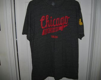 vintage Chicago Blackhawks t-shirt