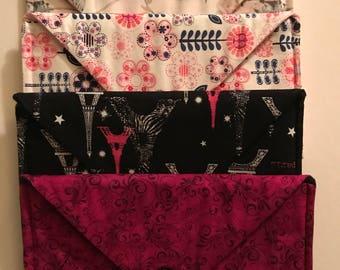Envelope Sleeves