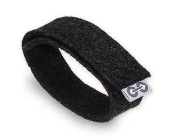 Felt strap (felt color: anthracite)