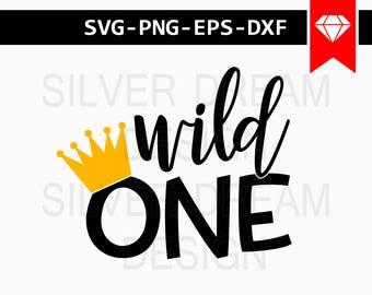 wild one svg, 1st birthday svg, first birthday svg, 1st year birthday svg, one years old svg, cricut files, svg, one svg, birthday svg