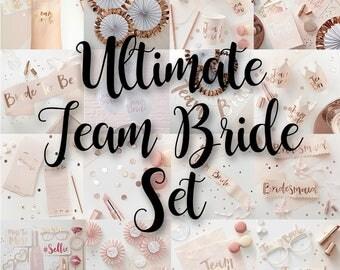 Ultimate Team Bride Set