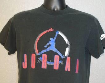 90's Air Jordan - Nike Michael Jordan Vintage T-Shirt