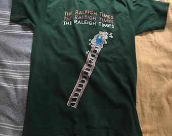 vintage raleigh times tee!