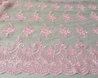 Lace Fabric/Embroidered Lace Fabric