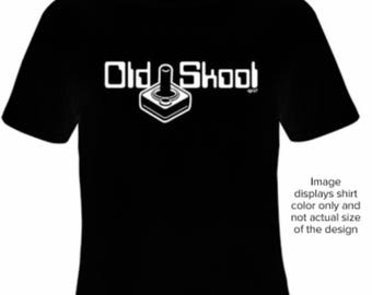 Big and Tall Old Skool T-Shirt