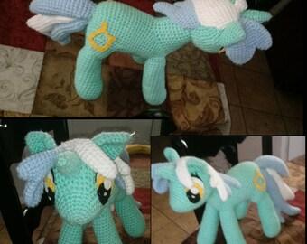 Crochet mlp Characters