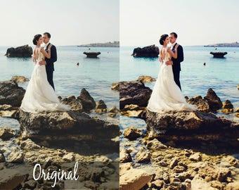 6 Wedding Lightroom Presets, Lightroom Presets, Wedding Presets, Presets for Lightroom