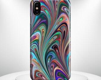 iPhone 7 Case Rainbow Abstract Design 6 Phone case iPhone x Case 6 iPhone 8 PLUS Case iPhone 10 Case iPhone 7 Case iPhone 7 plus Case Gift