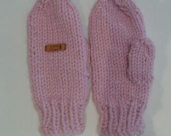 Fingerless gloves women medium size