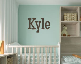 Wall Decor Decals kids wall decal | etsy