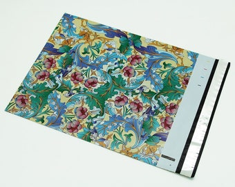 10 - 10 x 13  Paisley Designer Poly Mailers Envelopes Boutique Custom Bags (not padded)