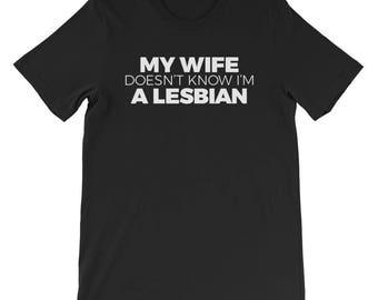 Lesbian Wedding Shirt | Lesbian Shirt | Lesbian Wedding Gift Ideas | Lesbian Wedding Shower Gift | Lesbian Pride Shirt | Gay Pride Shirt
