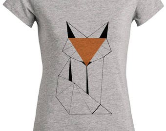 Fox round neck T-shirt