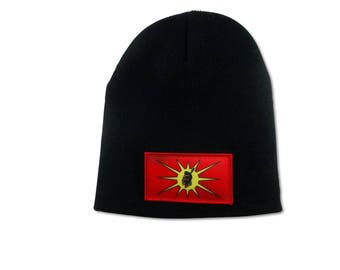 Mohawk Warrior Winter Toque
