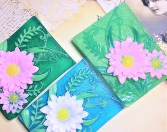 Chrysanthemums Soap- Flower Soap-Gift for Her-Mothers Day- Birthday Favor
