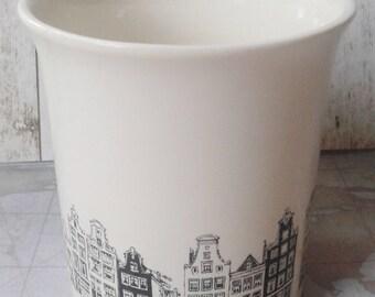 Villeroy, boch, mug, brouwersgracht