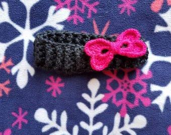 Cute baby ribbed earwarmer/ headband