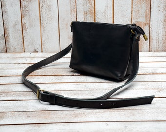 Leather Cross Body small crossbody bag  Leather Bags Leather Handbags women's crossbody bags woman purse small crossbody bag