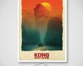ON SALE King Kong - Skull Island Movie Poster #3