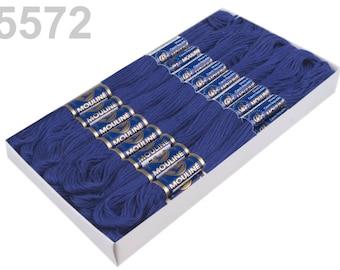 24 docking embroidery thread / Sticktwist #5572 dazzling blue