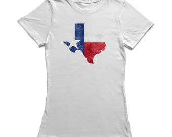Texas Flag Texas State  Women's T-shirt