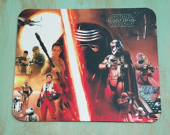 Star Wars Non-Slip Mouse Pad