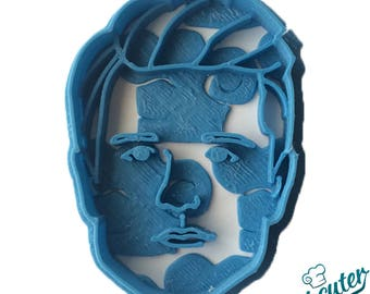 Peeta from Hunger Games Cookie Cutter