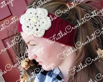 Crocheted Head Wraps