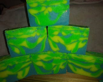 Beautiful Days Cold Process Soap