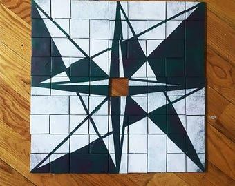 Compass Puzzle