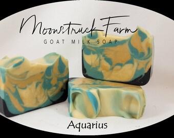 Age of Aquarius Goat Milk Soap