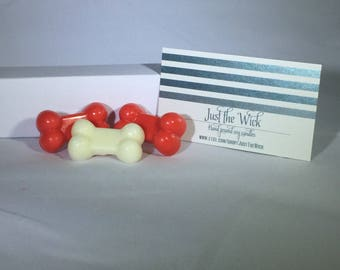 Bone Shaped Wax Melts