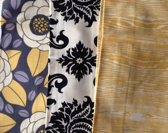lot 3 PATCHWORK JOEL DEWBERRY AVIARY fabrics